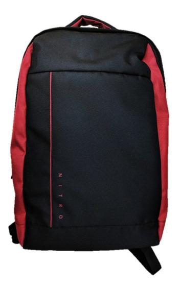 Mochila Para Notebook Acer Nitro 15.6