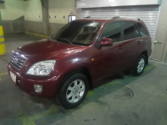 Chery Tiggo 4x4 2014 Impecable