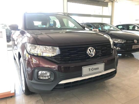 Volkswagen T-cross Trendline No At Captur Ecosport #mkt11026