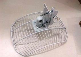 Grade Airgrid Modelo Antigo 23 Dbi - Completa