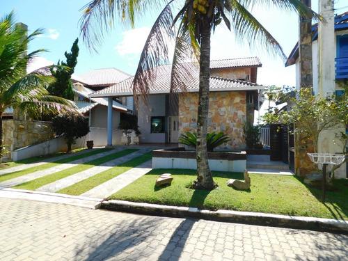 Condomínio Bougainvillée - Peruíbe / Sp - Casa À Venda.