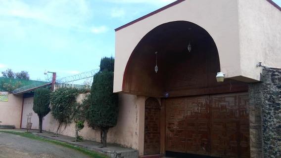 Venta De Casa, Hacienda En San Bartolome Alcadia. Milpa Alta