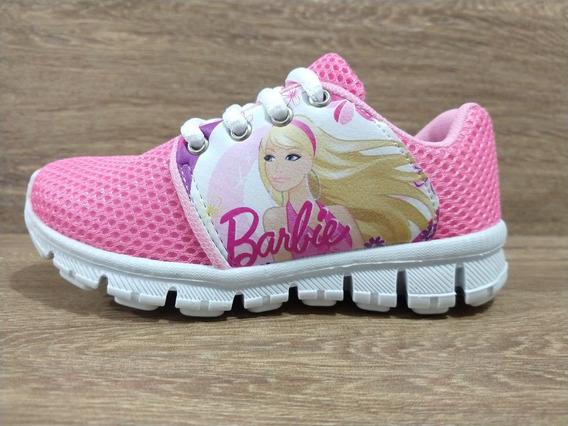 Tenis Infantil Escola Feminino Barbie