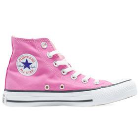 Tênis Converse Chuck Taylor All Star Hi Rosa Original