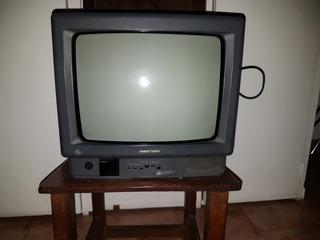 Televisor General Electric 14 Pulgadas Con Control Remoto