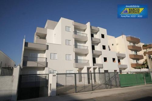 Imagem 1 de 24 de Apartamento Com 2 Dormitórios À Venda, 56 M² Por R$ 215.000,00 - Vila Jardini - Sorocaba/sp - Ap2379