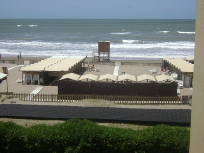 Villa Gesell -frente Al Mar -centro-2 Ambientes