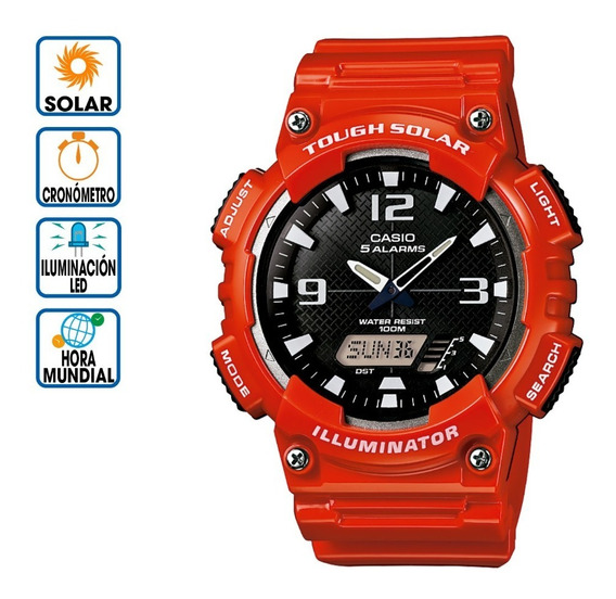 Reloj Casio Core Aq-s810wc-4