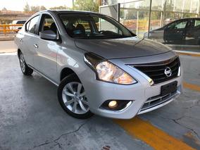 Nissan Versa Advance Automatico Aire Acondicionado Rin 16