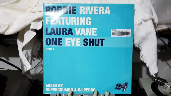 Robbie Rivera & Laura Vane - One Eye Shut (disc 2)