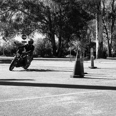 Clases De Manejo Para Moto.alquiler Examen Moto A.2.1 A .2.2