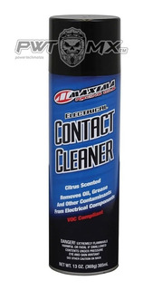 Limpiador De Contactos Electricos Contact Cleaner Maxima