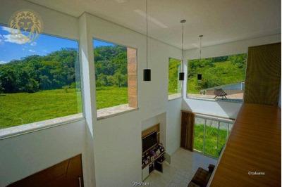 Casa 5 Dormitorios Vista Para A Montanha - Ca0395