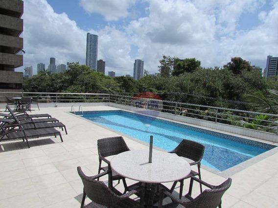 Apartamento Para Locação, Jaqueira, Recife. - Fl0005