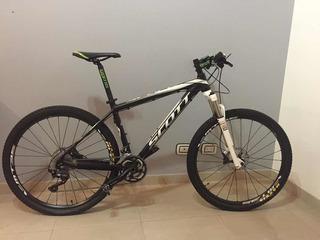 Bicicleta Mtb Scott 27,5 Scale 740 Shimano Xt Maxxis Rocksho