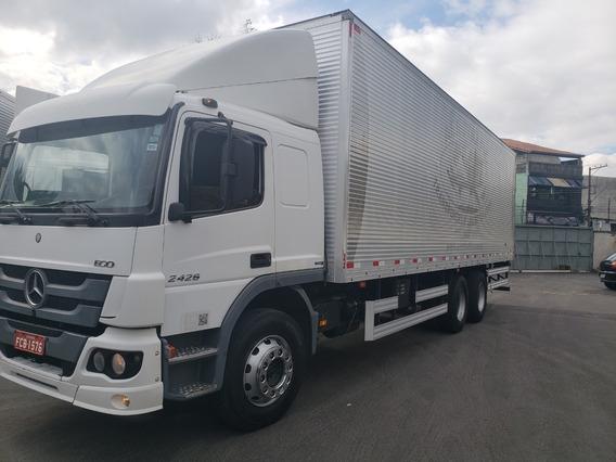Mercedes 2426 Bau