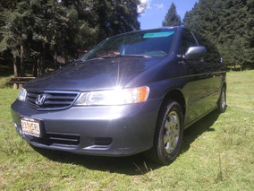 Honda Odyssey 3.5 Minivan At 2003