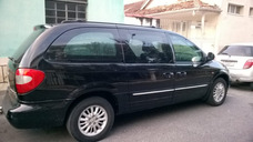 Chrysler Blindada Grand Caravan (segurança Para Sua Família)