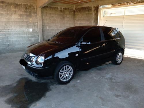 Imagem 1 de 9 de Volkswagen Polo 2005 1.6 Série Ouro 5p