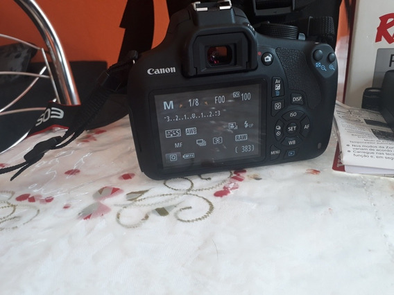 Camera Fotográfica Canon T5