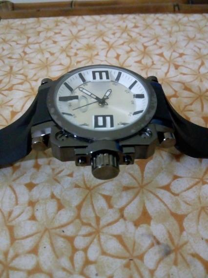 Relógio Oakley Gearbox Titanium Preto