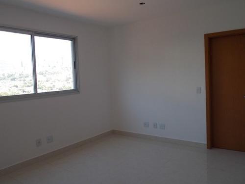 Apartamento Com 3 Quartos Para Comprar No Havaí Em Belo Horizonte/mg - Hi1181