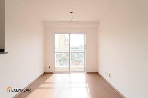Imagem 1 de 24 de Apartamento Com 1 Dormitório Para Alugar, 45 M² Por R$ 1.690,00/mês - Santana - São Paulo/sp - Ap1965