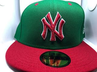 Gorra 59fifty Ny Yankees - Herencia Mexicana - Varias Tallas