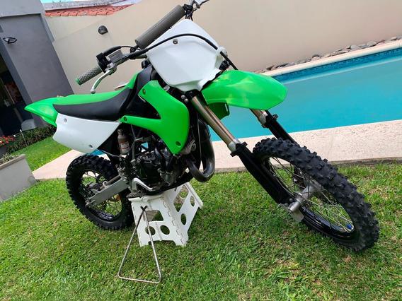 Kawasaki Kx 85.