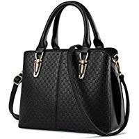 Tcife Mulheres Top Handle Satchel Handbags Tote Bolsa
