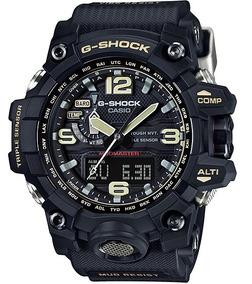Relógio Casio G-shock Mudmaster Tough Solar Gwg-1000-1adr