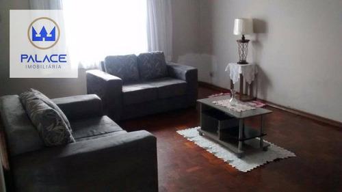 Casa À Venda, 184 M² Por R$ 550.000,00 - São Dimas - Piracicaba/sp - Ca0379