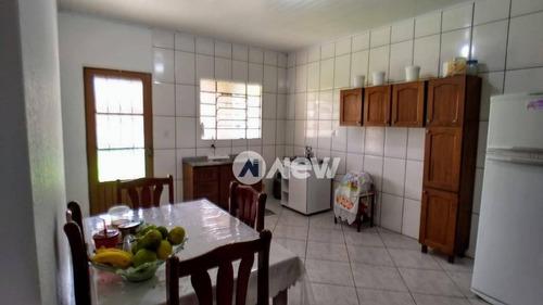 Casa Com 4 Dormitórios À Venda, 154 M² Por R$ 320.000 - Canudos - Novo Hamburgo/rs - Ca1592