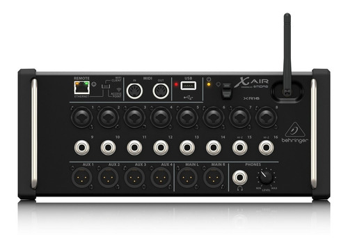 Behringer Xr16 - Consola Digital