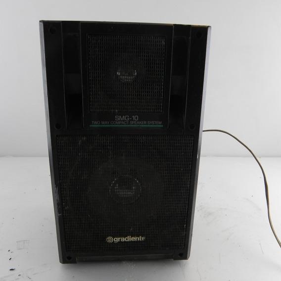 Caixa De Som Gradiente Smg-10 50 W E 8 Ohms - Usado