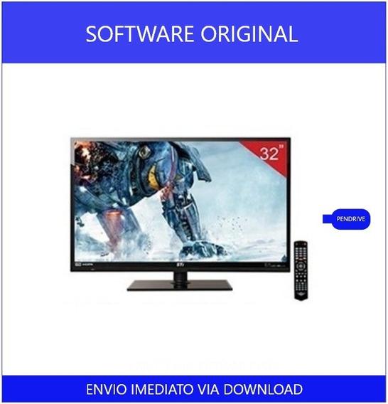 Atualização Software Tv Sti Le3256(a)w