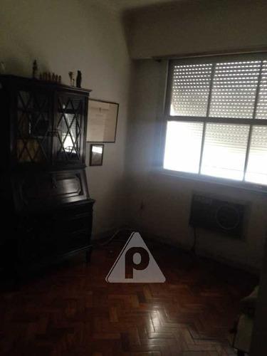 Imagem 1 de 20 de Apartamento À Venda, 3 Quartos, 1 Vaga, Copacabana - Rio De Janeiro/rj - 13777