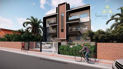 Apartamento Com 3 Dormitórios À Venda, 70 M² Por R$ 250.000,00 - Itajuba - Barra Velha/sc - Ap0560
