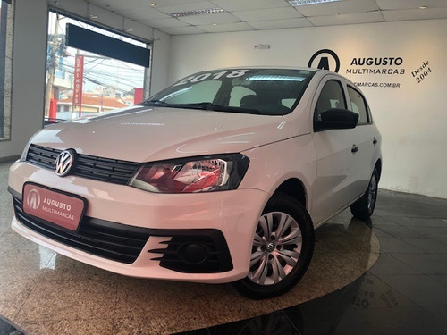 Volkswagen Gol 1.0 Mpi Trendline (flex) 2018