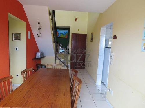 Apartamento Com 2 Dormitórios À Venda, 105 M² Por R$ 450.000,00 - Martim De Sá - Caraguatatuba/sp - Ap2036