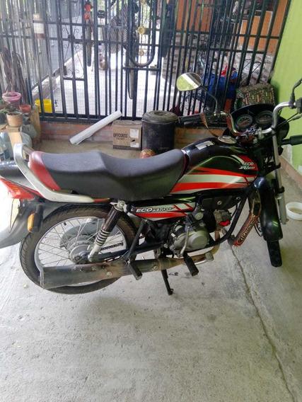 Moto Honda Eco Deluxe Cc100 Modelo 2011