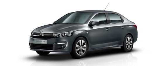 Citroen New C-elysee