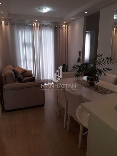 Apartamento À Venda Em Vila Marieta - Ap005666