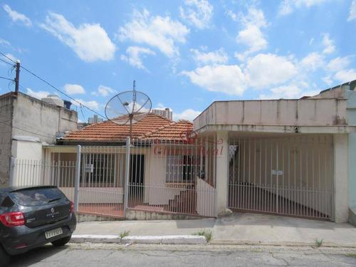 Casa Com 2 Dormitórios À Venda, 87 M² Por R$ 430.000,00 - Vila Bonilha - São Paulo/sp - Ca0113