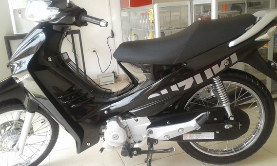 Suzuki Best 125 Mod 2013