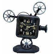 Relógio Decorativo Câmera
