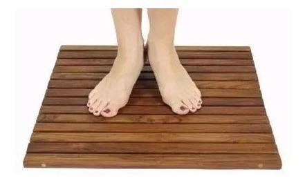 Deck Para Banheiro Sob Encomenda - 111,5 X 144,5