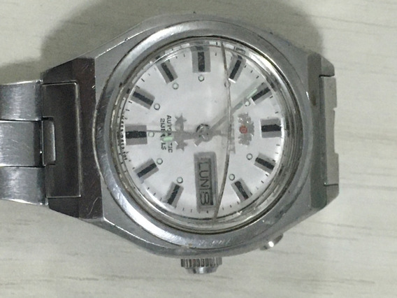 Relógio Orient Feminino Para Conserto Calibre 55840 Co.62