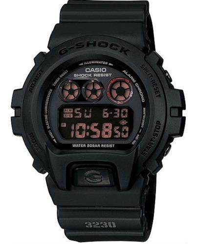 Relógio Casio G-shock Dw-6900ms-1dr + Nfe + Original