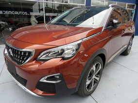 Peugeot 3008 Allure 2.0 At Diesel 2019